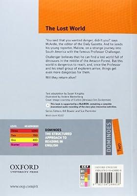 Dominoes 2. The Lost World Multi-ROM Pack: Amazon.es: Conan Doyle, Sir Arthur, Kingsley, Porter: Libros