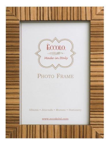 zebra picture frame 8x10 - 6
