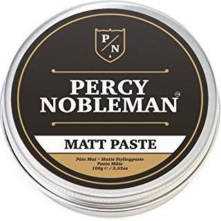 Matt Paste - Matte Paste by Percy Nobleman, A Hair Paste & Cream 3.38oz