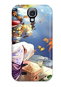 Awesome Design Geisha Anime Hard Case Cover For Galaxy S4