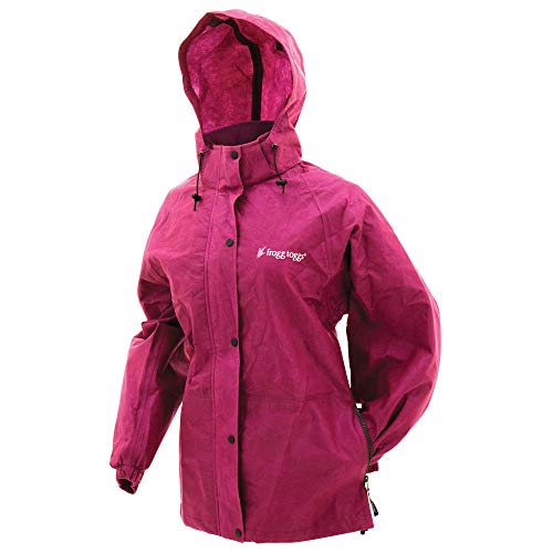 FROGG TOGGS Women's Classic Pro Action Waterproof Breathable Rain Jacket