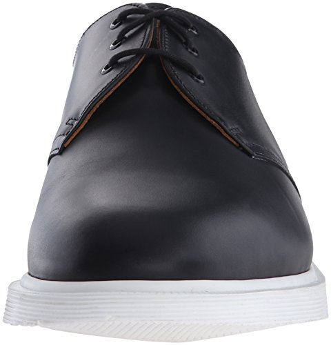 Core Torriano 3 Eye Wedge Shoe - Black Brando Black