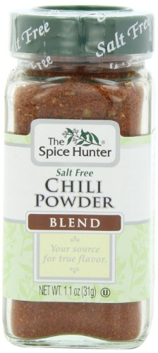 The Spice Hunter Chili Powder Blend, 1.1-Ounce (Chili Blend)