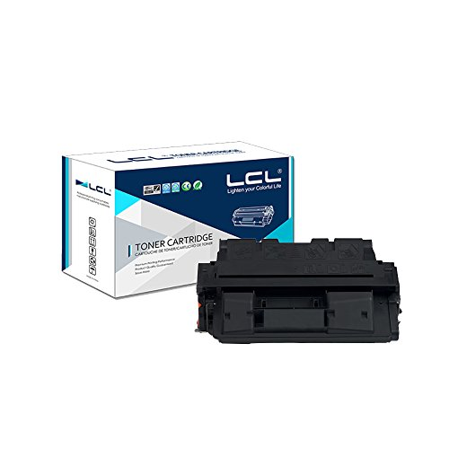 LCL Compatible for HP 61A 61X C8061A C8061X 10000 Page