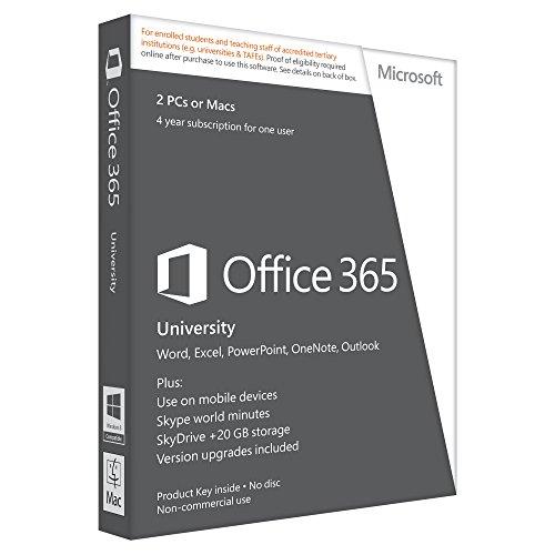 Microsoft Office 365 University Subscription product image