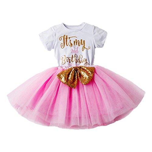 2nd birthday tutu dress - 6