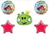 Angry Birds Birthday Party Balloons Decorations Supplies
