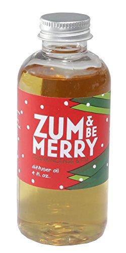Whiff Sticks (Indigo Wild Zum & Be Merry Frankincense-Fir Whiff Stick Refill Bottle)