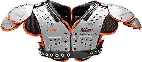 Schutt Sports Varsity XV HD QB/WR Shoulder Pad, Medium