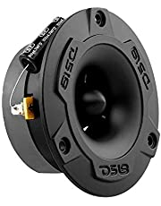 """$29 » DS18 PRO-TWX1 Aluminum Super Bullet Tweeter 1"""", 240W Max, 4 Ohms, Built in Crossover - PRO Tweeters are The Best in The Pro Audio and Voceteo Market (2 Speakers Included)"""