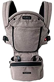 bd811a9c2f0 MiaMily Hipster™ Plus 3D Child   Baby Carrier - Perfect 360 Backpack  Alternative for Hiking