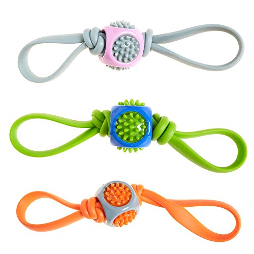 Home Rope Ball Homepet para Cães - 27X6X6cm