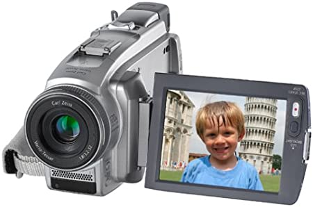 Replacement by Panasonic Sony DCR-HC30 Camcorder 60 Minutes Mini DV Video Cassette