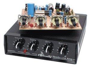 Super Stereo Headphone Amplifier, Assembled