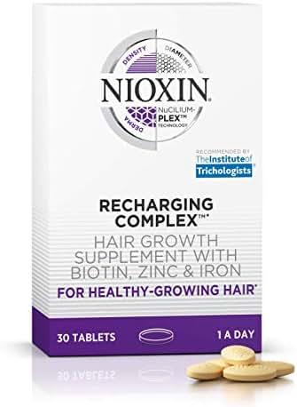Recharging Complex Hair Growth Supplement (30 ct)