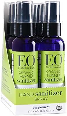 Hand Sanitizer: EO