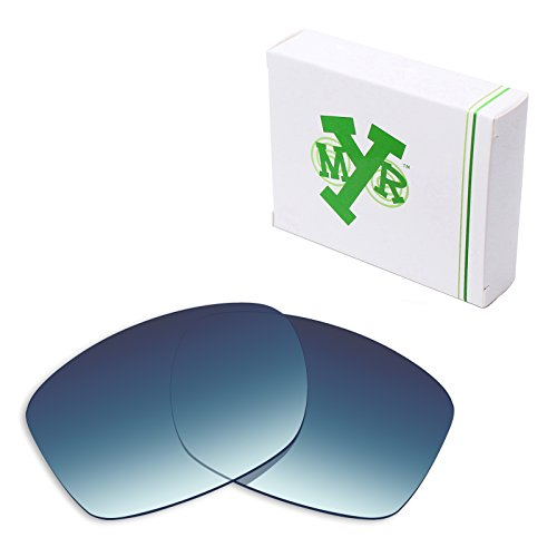 Mryok Polarized Replacement Lenses for Oakley Jupiter Squared / Jupiter Carbon - Blue Gradient - Gradient Squared