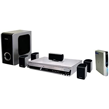 samsung home theater. samsung ht-wp38 dvd home theater system with usb plug-and-play and h