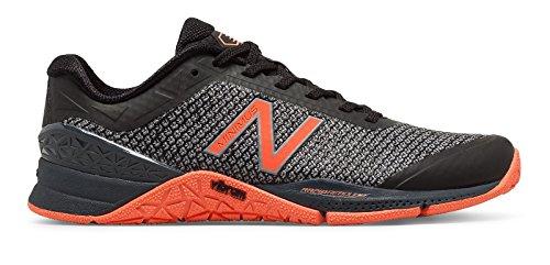 出発するライター競争(ニューバランス) New Balance 靴?シューズ レディーストレーニング Minimus 40 Trainer Black with Thunder and Sunrise ブラック サンダー US 11 (28cm)
