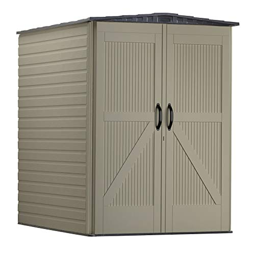 Rubbermaid Storage Shed 5x6 Roughneck
