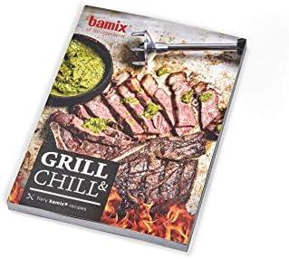 Bamix - Immersion Blender BBQ - UK Plug