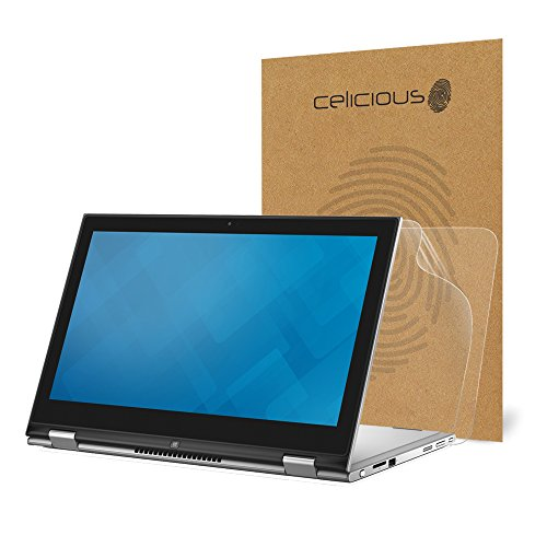 Pack of 2 Celicious Matte Anti-Glare Screen Protector Film Compatible with Dell Inspiron 15 7570 Non-Touch