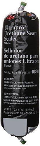 3M 08360 Ultrapro White Urethane Seam Sealer - 310 ml Foil Pack