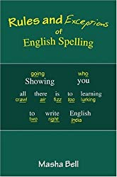 Rules and Exceptions of English Spelling