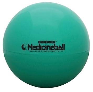 De tamaño compacto con balón medicinal de entrenamiento para el ...