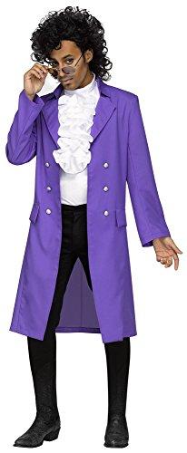 Plus Size Mens Halloween Costume Ideas (Purple Pain Adult Costume - Plus Size)