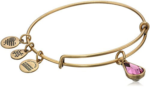 Alex and Ani October Birth Mon