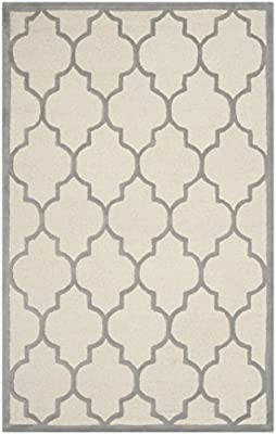 Safavieh Cambridge Collection CAM134A Handmade Wool Area Rug