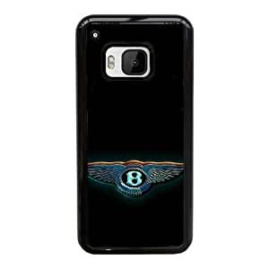 Generic hard plastic Bentley Motors Limited Logo Cell Phone Case for HTC One M9 Black ABC8354571