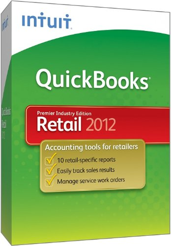 QuickBooks Premier Retail 2012 [OLD VERSION]