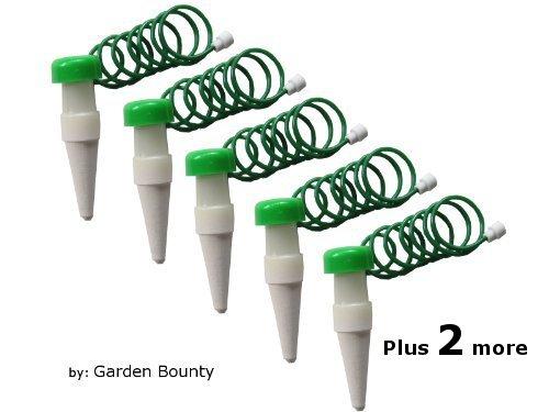 Self-Watering Probes by Garden Bounty - Package of 7 by Garden Bounty