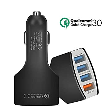 3.0 Quick Charge 30W Cargador Cargador de Viaje Enchufe Cargador ...