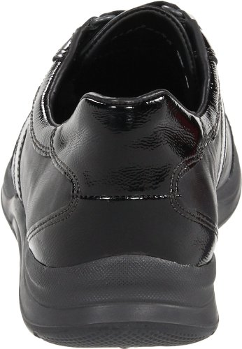 clearance really Mephisto Women's Laser Walking Shoe Black Crinkle Patent/Smooth buy cheap fake cheap find great a10TO