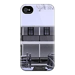 linJUN FENGTpu MhXULwU5099RUbFS Case Cover Protector For Iphone 4/4s - Attractive Case