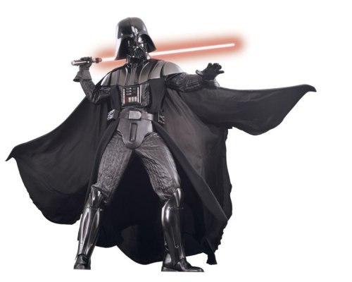 Darth Vader Supreme Men's Costume (XL)