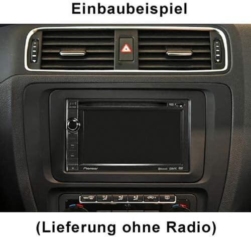 Tomzz Audio 2457 037 Doppel Din Radioblende Kompatibel Elektronik