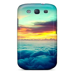 Galaxy S3 Cover Case - Eco-friendly Packaging(evening Sky)