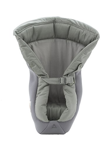 Ergobaby Breathable Cool Mesh Infant Insert, Grey ()