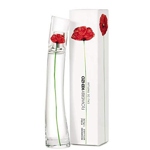 Flower by Kĕnżo for Women Eau de Parfum Spray 1.7 FL. OZ./50 ML