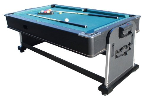 a9da0372df2b2 3 in 1 Rotating Multi Game Table - Pool