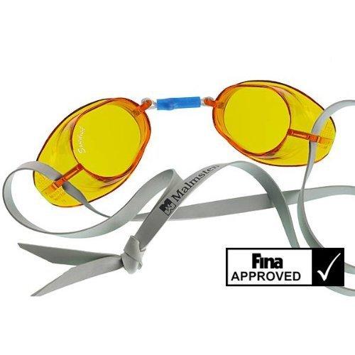 Original Swedish Goggle - Malmsten Swedish Goggles Original Monterbara (Yellow)