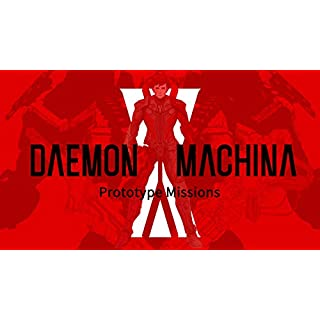 Daemon X Machina - Nintendo Switch [Digital Code]