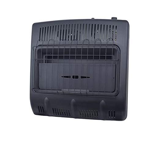 Mr. Heater Vent-Free 30,000 BTU Natural Gas Garage Heater - Black Multi by Mr. Heater