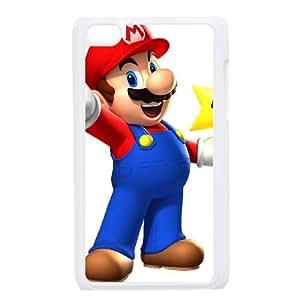 iPod Touch 4 Case White Super Smash Bros Mario JNR2189437