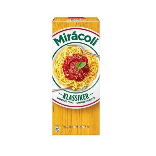 Mirácoli Espagueti Con Salsa de Tomate 2-3 Porciones 4 Paquete (4 x 397