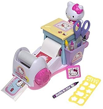 a1ce195bc Hello Kitty 2 in 1 Sticker and Card Maker: Amazon.co.uk: Toys & Games